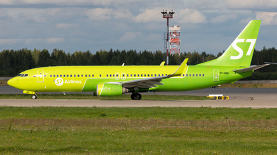 VP-BND - Boeing 737-83N - S7 Airlines