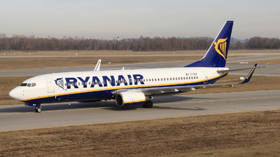 A picture of EIDLB - Boeing 7378AS - Ryanair - © Christoph Plank