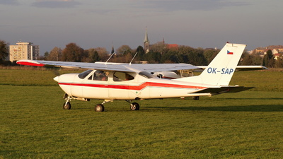 OK-SAP - Reims-Cessna F177RG Cardinal RG - Private