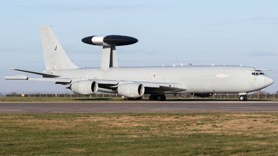 ZH101 - Boeing Sentry AEW.1 - United Kingdom - Royal Air Force (RAF)