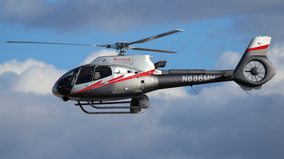N886MH - Eurocopter EC 130T2 - Maverick Helicopters