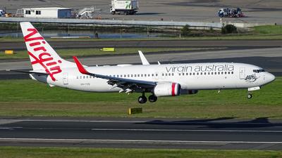 VH-YVD - Boeing 737-8FE - Virgin Australia Airlines