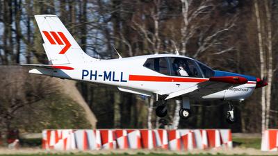 A picture of PHMLL - Socata TB20 Trinidad - Martinair Holland - © C. v. Grinsven