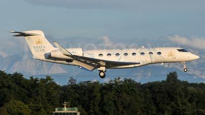 HB-IVJ - Gulfstream G650 - ExecuJet Europe