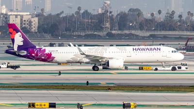 N226HA - Airbus A321-271N - Hawaiian Airlines