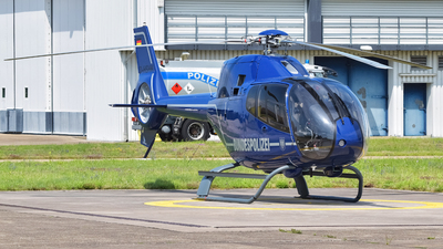 D-HSHK - Eurocopter EC 120B Colibri - Germany - Bundespolizei