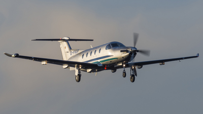 D-FKGF - Pilatus PC-12/47E - Private