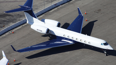N878DB - Gulfstream G550 - Private