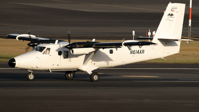 N614AR - De Havilland Canada DHC-6-300 Twin Otter - De Havilland Aviation
