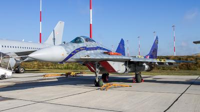 11 - Mikoyan-Gurevich MiG-29B Fulcrum A - Hungary - Air Force