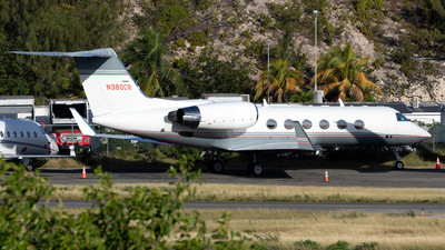 N380CR - Gulfstream G-IV(SP) - Private