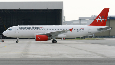 PH-AAX - Airbus A320-231 - Amsterdam Airlines