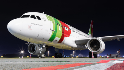 CS-TTG - Airbus A319-111 - TAP Air Portugal