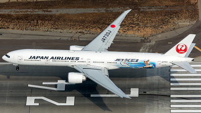 JA733J - Boeing 777-346ER - Japan Airlines (JAL)