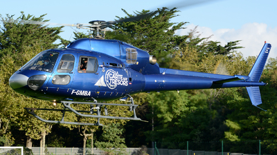 F-GMBA - Aérospatiale AS 355N Ecureuil 2 - Hélicoptères de France (HDF)