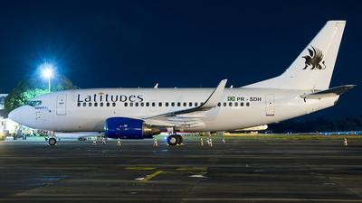 PR-SDH - Boeing 737-55D - Sideral Air Cargo