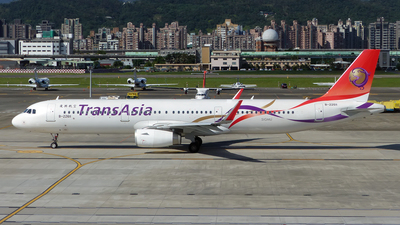 B-22611 - Airbus A321-231 - TransAsia Airways