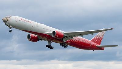 EI-UNP - Boeing 777-312 - Rossiya Airlines