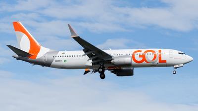 N56807 - Boeing 737-8 MAX - GOL Linhas Aéreas