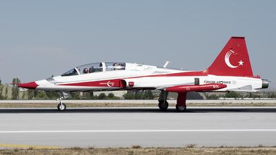 70-3001 - Canadair NF-5B Freedom Fighter - Turkey - Air Force