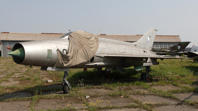 0515 - Mikoyan-Gurevich Mig-21 Fishbed - Czech Republic - Air Force