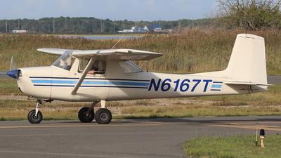 A picture of N6167T - Cessna 150E - [15060867] - © Joe Osciak