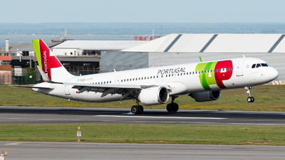 CS-TJP - Airbus A321-251NX - TAP Air Portugal