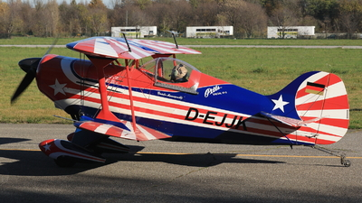 D-EJJK - Pitts S-1S Special - Private