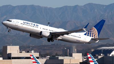 N76269 - Boeing 737-824 - United Airlines