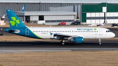 A picture of EICVB - Airbus A320214 - Aer Lingus - © Rui Cardoso