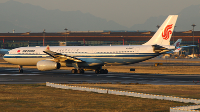 B-5957 - Airbus A330-343 - Air China