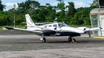 PT-RMX - Embraer EMB-810C Seneca II - Aeronorte Taxi Aéreo