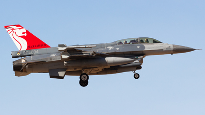 96-5034 - General Dynamics F-16D Fighting Falcon - Singapore - Air Force