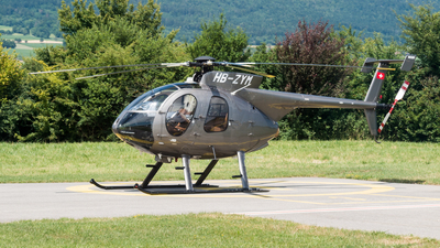 HB-ZYM - McDonnell Douglas MD-530FF - Private
