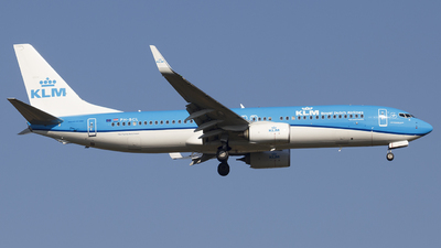 A picture of PHBCL - Boeing 7378K2 - KLM - © MBekir CKMK