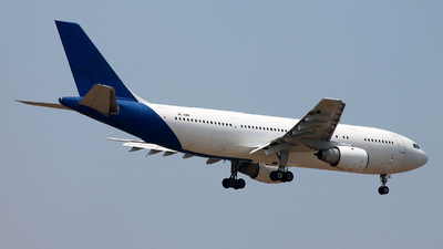 4L-ABI - Airbus A300F4-203 - AMS Airlines