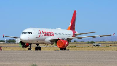 N618AC - Airbus A320-214 - Avianca Brasil
