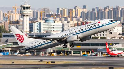 B-5621 - Boeing 737-89L - Air China