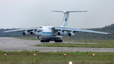 RF-76762 - Ilyushin IL-76MD - Russia - Air Force