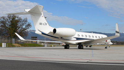 OE-LTF - Gulfstream G650 - LaudaMotion Executive