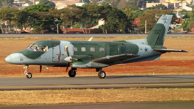 A picture of FAB2285 - Embraer C95AM Bandeirante -  - © Altino Dantas