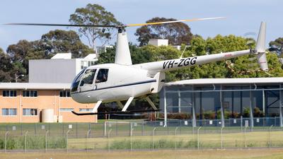 VH-ZGG - Robinson R44 Astro - Heliflite