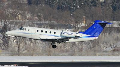 OE-GLS - Cessna 650 Citation VII - Tyrolean Jet Services