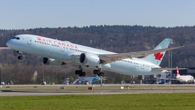 A picture of CFNOH - Boeing 7879 Dreamliner - Air Canada - © Roland Brei - RFotomoments