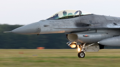 4072 - Lockheed Martin F-16C Fighting Falcon - Poland - Air Force