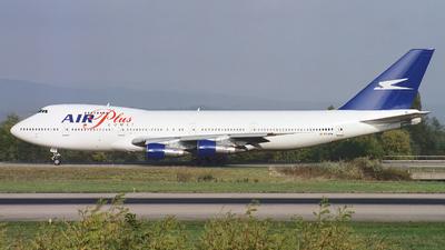 EC-IPN - Boeing 747-212B - Air Plus Comet