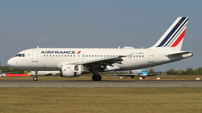 A picture of FGRXC - Airbus A319111 - Air France - © Calin Horia Lupu