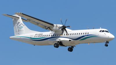 RP-C8666 - ATR 72-212A(500) - Royal Star Aviation