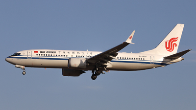 B-1225 - Boeing 737-8 MAX - Air China
