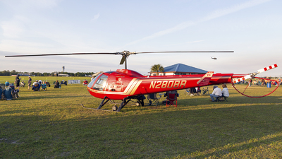 N280BR - Enstrom 280FX Shark - Private